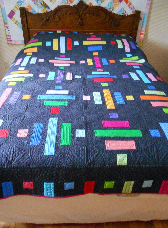 Quilt Pattern Zen Garden Jelly Roll Pattern 73 X 87 Inches