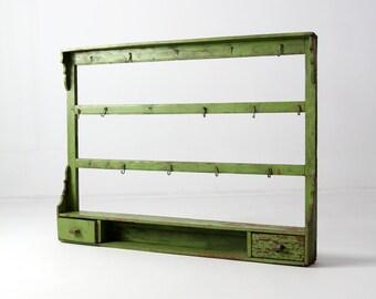 Vintage Wall Shelf Etsy