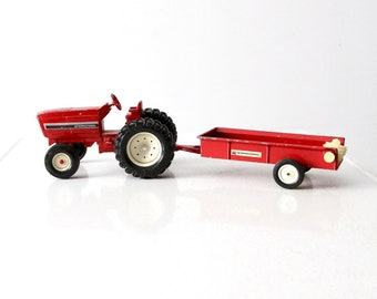 Toy Tractors For Sale >> Ertl Toy Tractor Etsy
