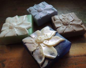 Lotus Flower Soap, Flower Guest Soap, Patience Flower, Purity Flower