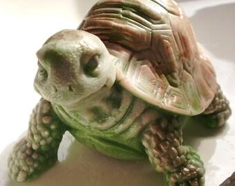 Turtle Soap, Tortoise Soap, Tanner the Turtle, Land Turtle Soap, Snapping Turtle Soap, Box Turtle Soap