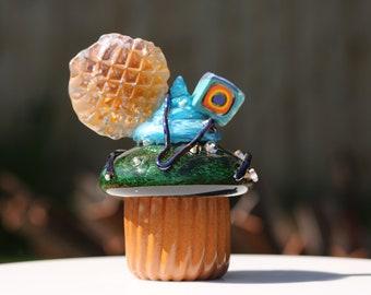SALE! Homer cupcake
