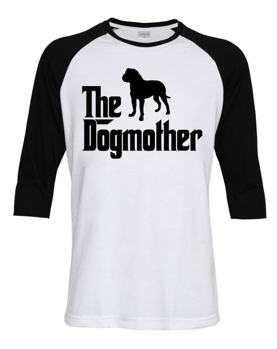 The Dogmother Pit Bull Shirt Dog Mother