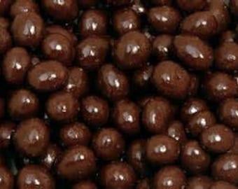 8 oz Milk Chocolate Covered Espresso Coffee Beans