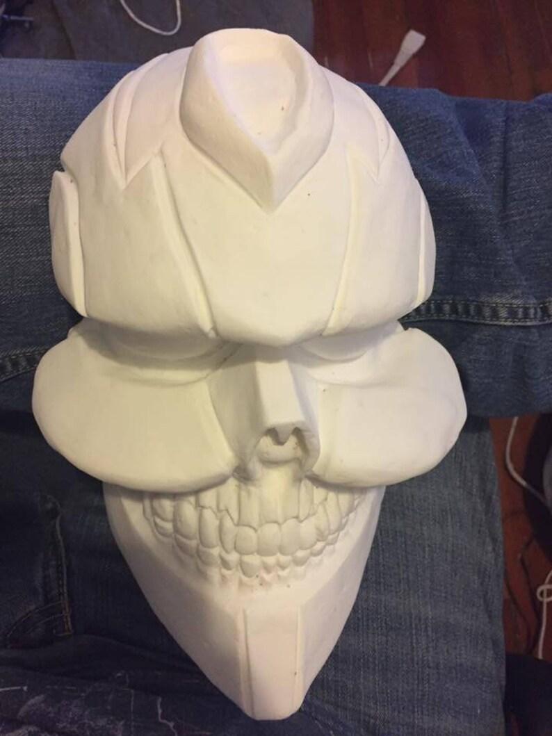 Ghostrider Robbie Reyes custom resin cast prop mask  blank