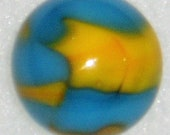 Peltier Cub Scout Marble, National Line Rainbo, .653, 21 32 quot Wet-Mint, Free USA Shipping