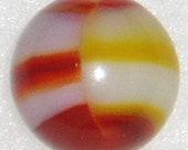 Peltier Ketchup Mustard Marble, National Line Rainbo, .554, Wet-Mint, Free USA Shipping