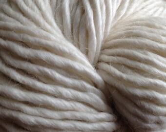 Baby Alpaca Merino Silk Yarn, Aran Weight