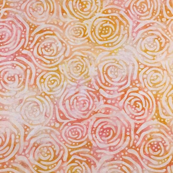 Quilting Timeless Treasures Batik Fabric TONGA-B6435 ASH Half Yard Fabric