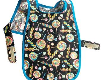 Toddler Apron Pattern | Sewing Pattern | Toddler Paint Smock Pattern | Digital Pattern | Instant Download