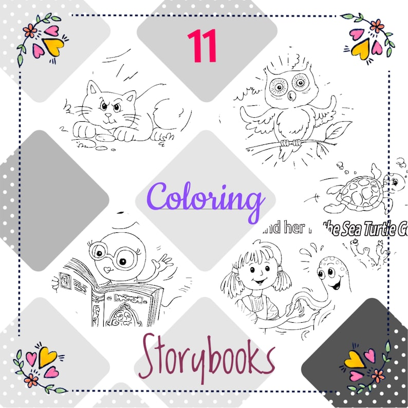 picture regarding Printable Short Stories named Printable Small Reports for Young children / Printable Coloring Webpages for Small children / Minor Youngsters Guides / Coloring Sheets for Children / Childrens Reports