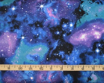 170619d19c2 Timeless Treasures. Galaxy KNIT - See description for full pricing - Choose  Cut