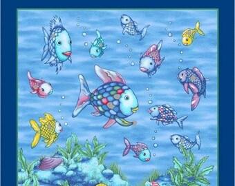 Rainbow Fish Etsy