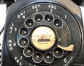 Vintage Circuitbent Microphone Harmonica Mic Telephone black Tremolo Effect