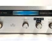 Vintage Pioneer Spring Reverberation Amplifier funky old Spring Reverb with great design SR202