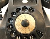 Vintage Dutch Circuitbent Microphone Harmonica Mic Telephone black Tremolo Effect