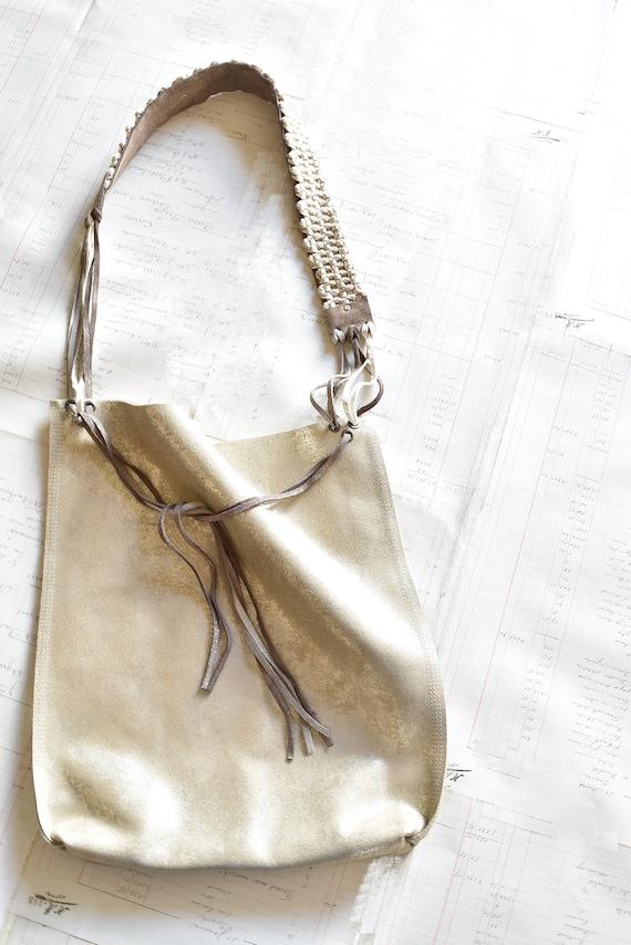 Byloom & Hyde leather bag.
