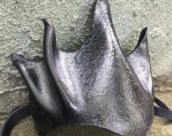 SIREN Leather Merfolk Crown