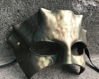 METTLE Leather Mask