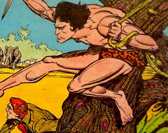 TARZAN To The Rescue,1977, Vintage BOARD GAME, Milton Bradley,Edgar Rice Burroughs, Lord, King of the Jungle
