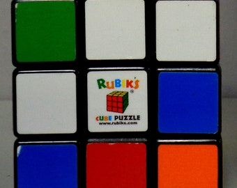 RUBIK's CUBE, Ernő Rubik, Magic Cube, Puzzle, Game