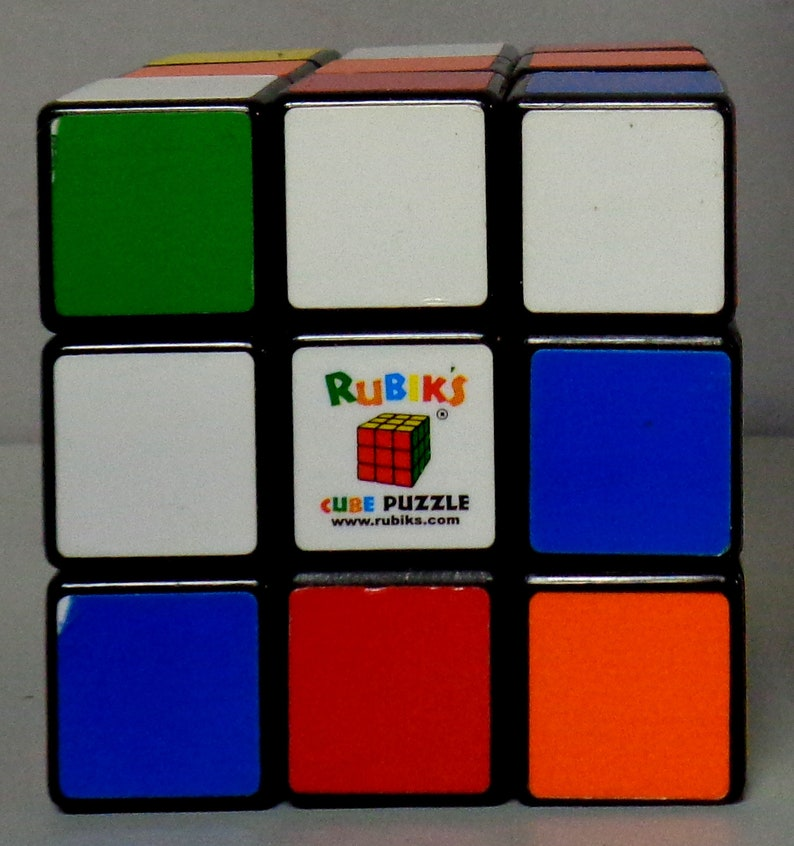 RUBIK's CUBE Ernő Rubik Magic Cube Puzzle Game image 0