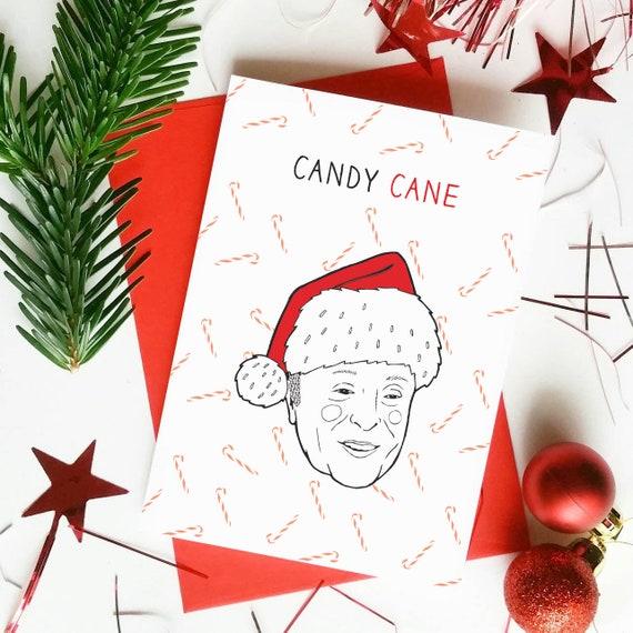 Funny Christmas Pics.Funny Christmas Card Michael Cane Funny Xmas Cards