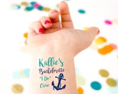 I Do Crew! Bachelorette  Tattoos, I Do, Brides Crew, Nautical Bachelorette, Let's Get Nauti! Nauit Bachelorette, Beach Bachelorette