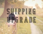 Shipping Upgrade: USPS Priority Express