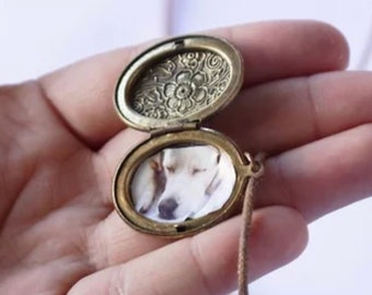 ADD A PHOTO to a locket - Service ONLY