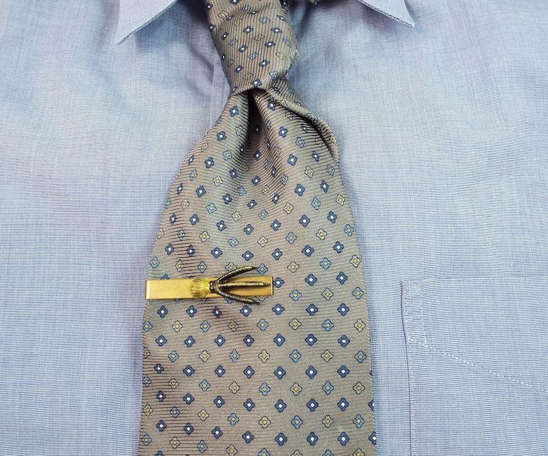 Men/'s Accessorries by Split Personality Black Winged Raven Claw Tie Clip Edgar Alan Poe