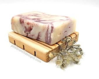 200 pc Cedar 5 Slot Soap Savers || Soap Dishes || Soap Decks || Soap Rafts || Wholesale Pricing