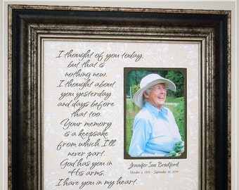 Memorial Gift for Loss of Mom Dad, In Memory of Mom Dad Sympathy Gifts, Memorial Gift for Mom Dad, In Loving Memory Mother Father,
