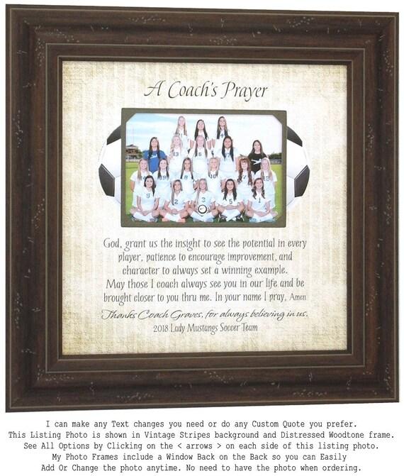 Gift for Soccer Coach Gift for Coach Soccer Coach Gift | Etsy