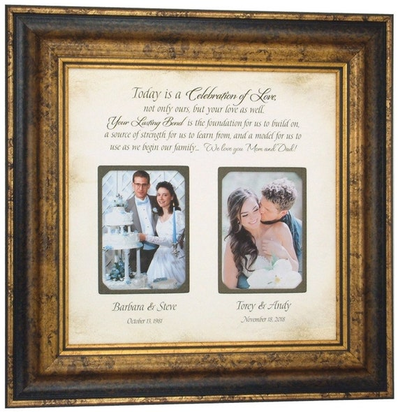 Mother of the Groom Gift Mother of Groom Picture Frame In | Etsy