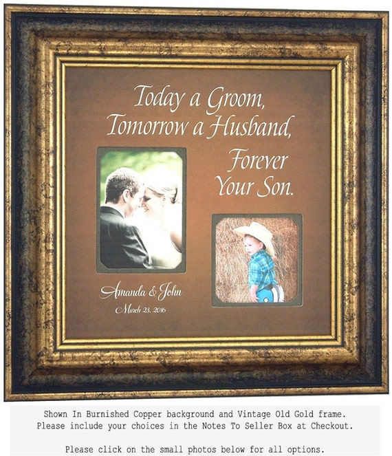 Personalized Father Of The Bride Gift Today A Groom Father