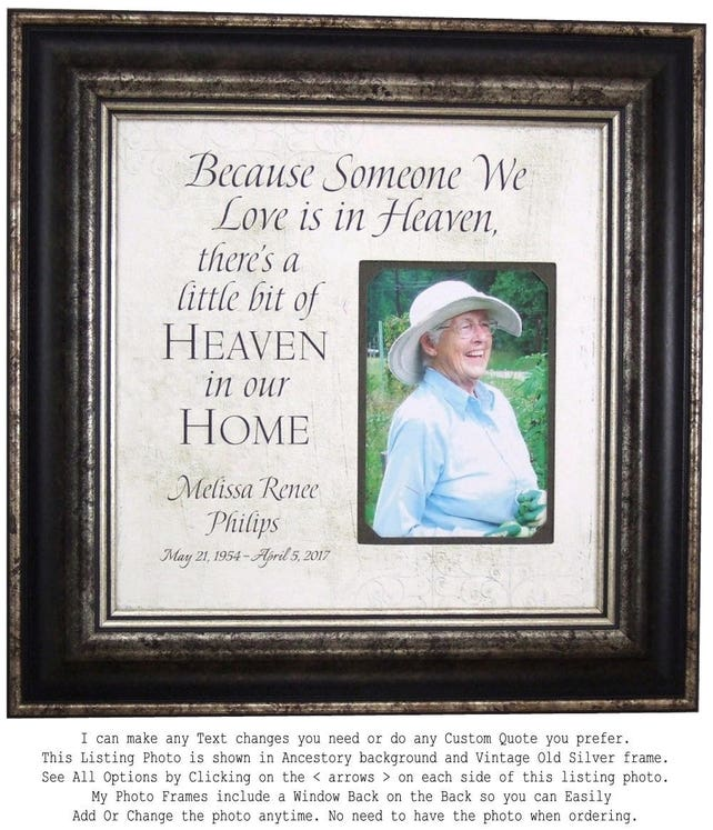 In Memory Of Mom In Memory Of Dad Father Remembrance Gift Mother