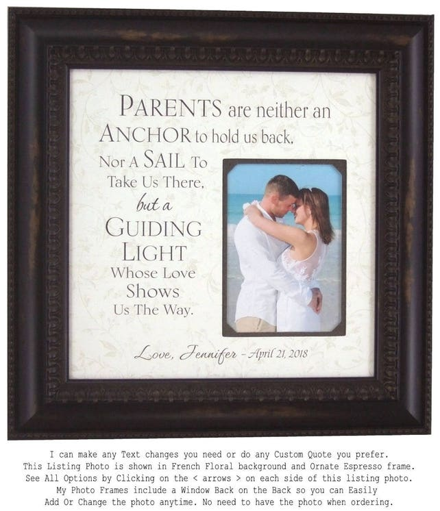 Wedding Gift Parents Wedding Gift To Parents Wedding Gift for Parents Wedding Gift for Mom and Dad Parents Wedding Gift 16x16  sc 1 st  viazymonline.com & Wedding Gift Parents Wedding Gift To Parents Wedding Gift for ...