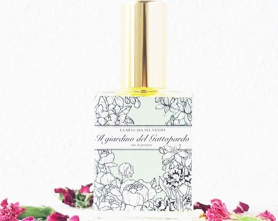 Leopard's Garden-Profumo Botanico-Perfume Bottle -15 ml