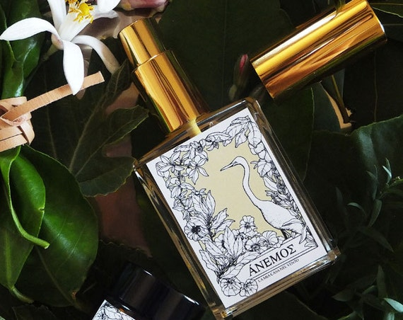 ÁNEMOS-Profumo Botanico-Perfume Bottle -30 ml