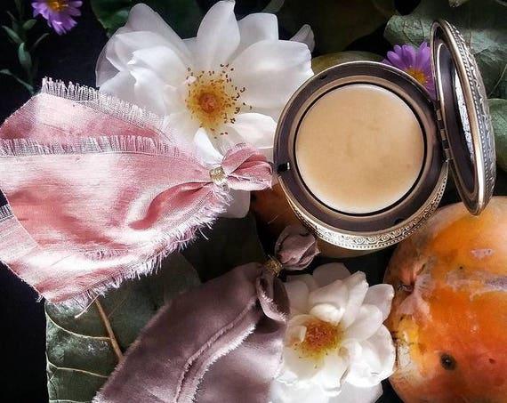 PRE-ORDER  Giardino Segreto-Botanical Solid Perfume Locket