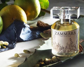 ZAMMÀRA Botanical Perfume