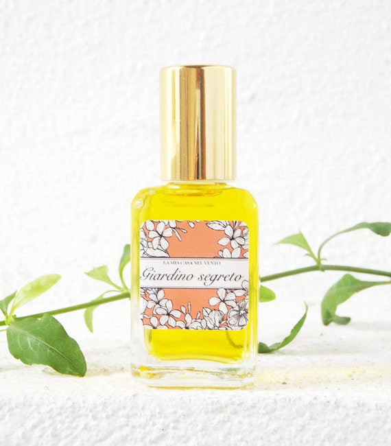 Giardino Segreto BotanicalPerfume -Roll on -15ml