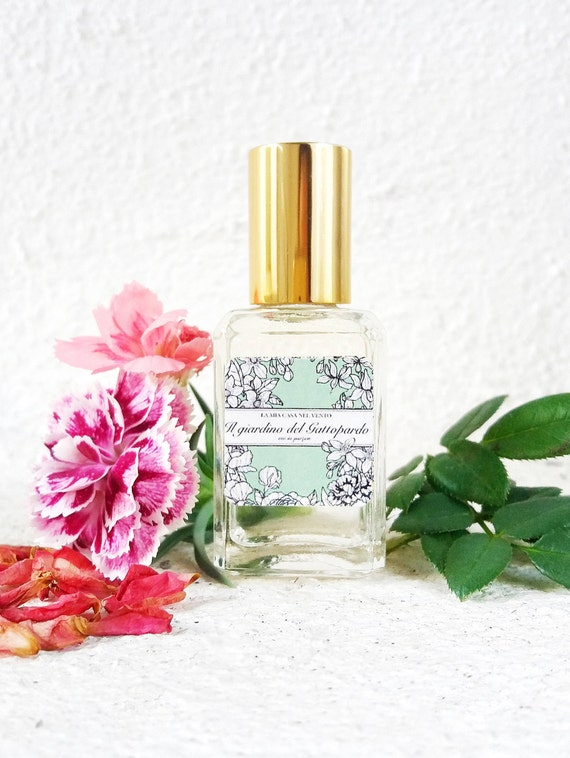 Il Giardino del Gattopardo-Botanical Perfume-Roll On 15ml