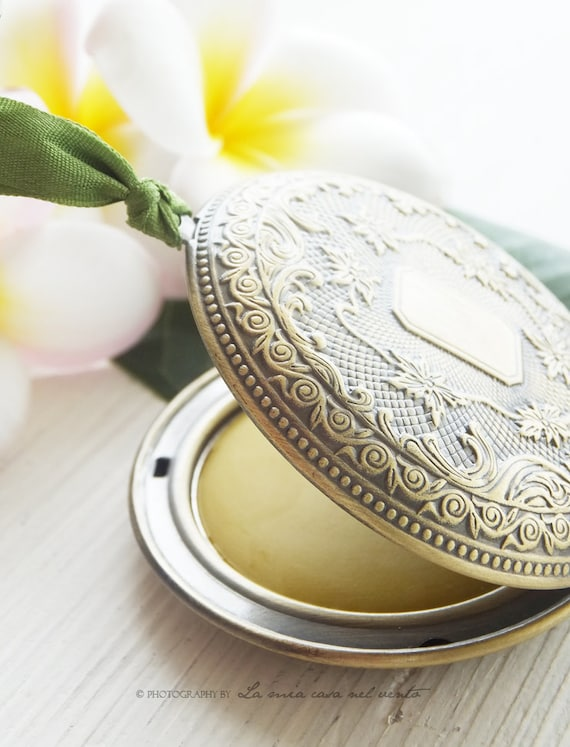 Soleil-Botanical Solid Perfume