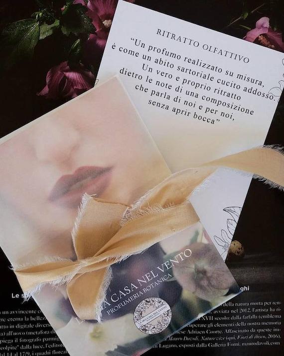 Ritratto Olfattivo-Personalized Perfume