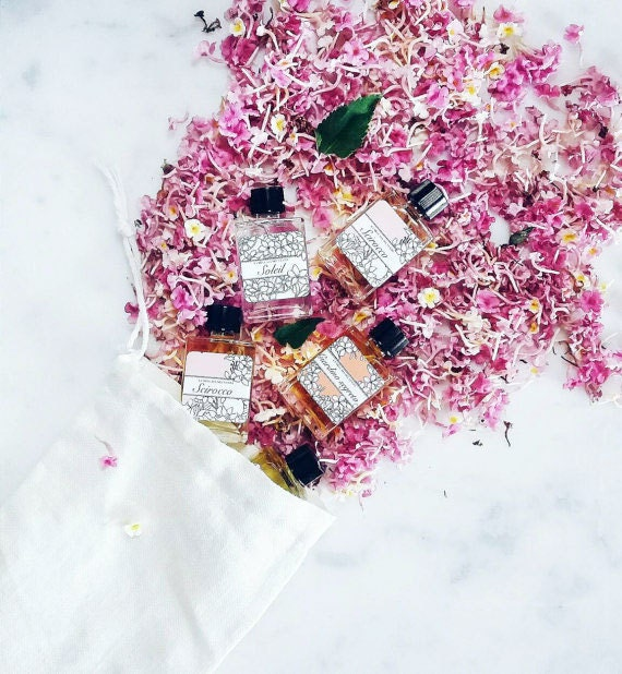 Mini Fragrance Travel Size-Gif set