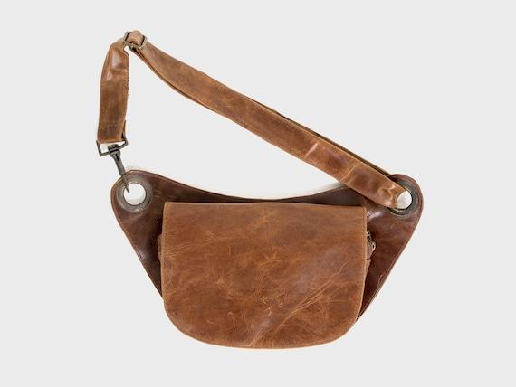 ROKKER Ledertasche Belt Bag