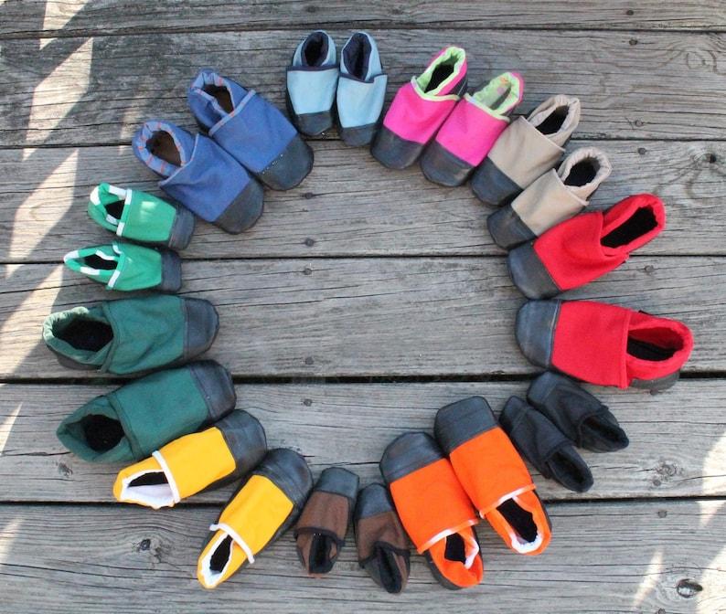 daa6a0b4ec9e3c Outdoor Kids Shoes Minimalist Soft Soled Shoes Barefoot