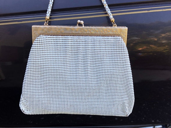 Whiting and David White Handbag